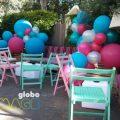 cumpleaños globos globoimage